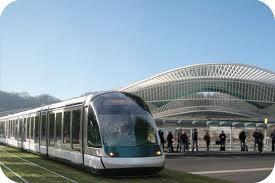 Le Tram de Liège.